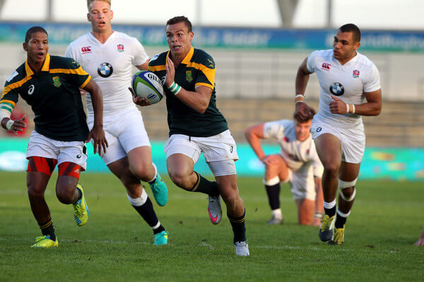 Cassiem one of three changes for Boks ahead of Argentina showdown