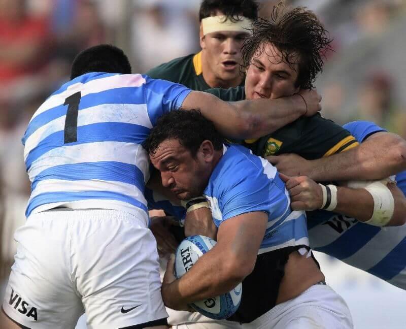 Springboks dispatch Argentina in opener