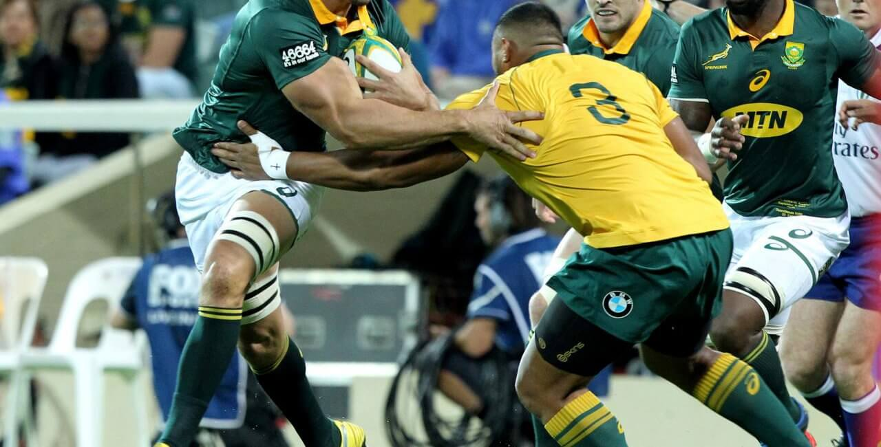 South Africa's Rugby Championship hopes dealt a blow in pulsating Australia draw
