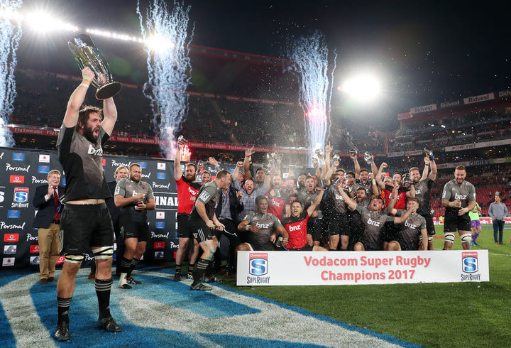 Restructured Super Rugby to kick off in Cape Town