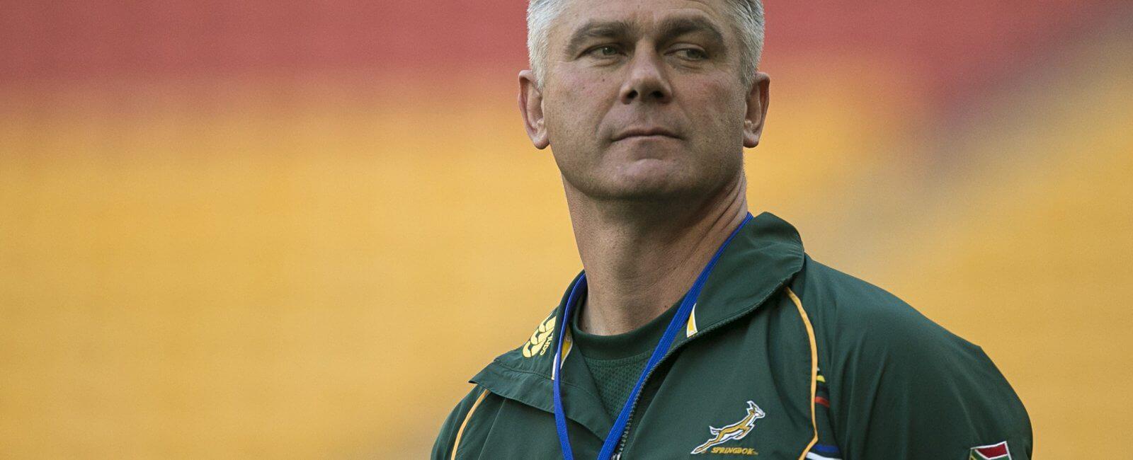 Heyneke Meyer, former Springbok coach