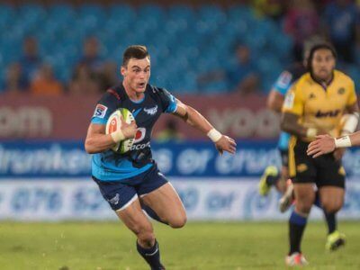 jesse krill during the hurricanes vs bulls in 2015