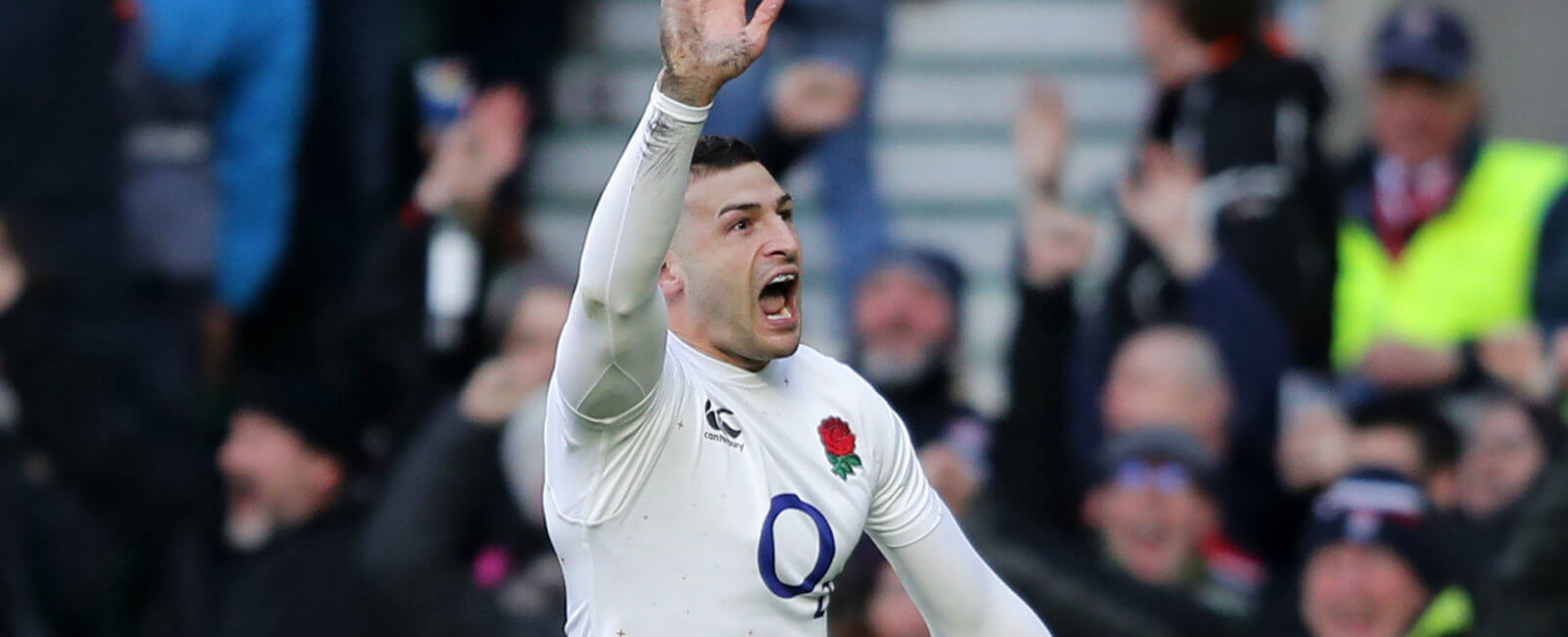 May Happy As England Rout France After Beating Ireland
