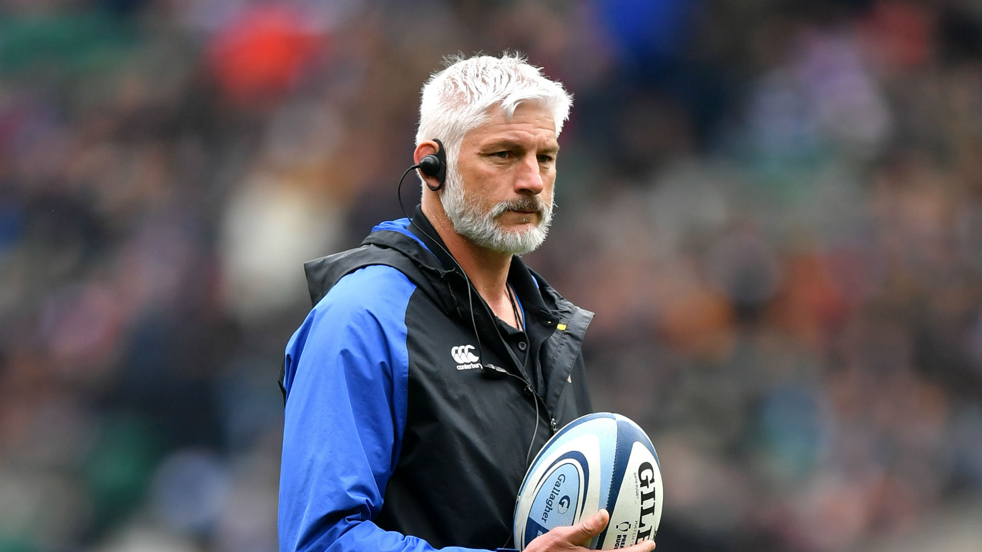 Premiership: Todd Blackadder to leave Bath