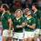 Springbok success a platform for building