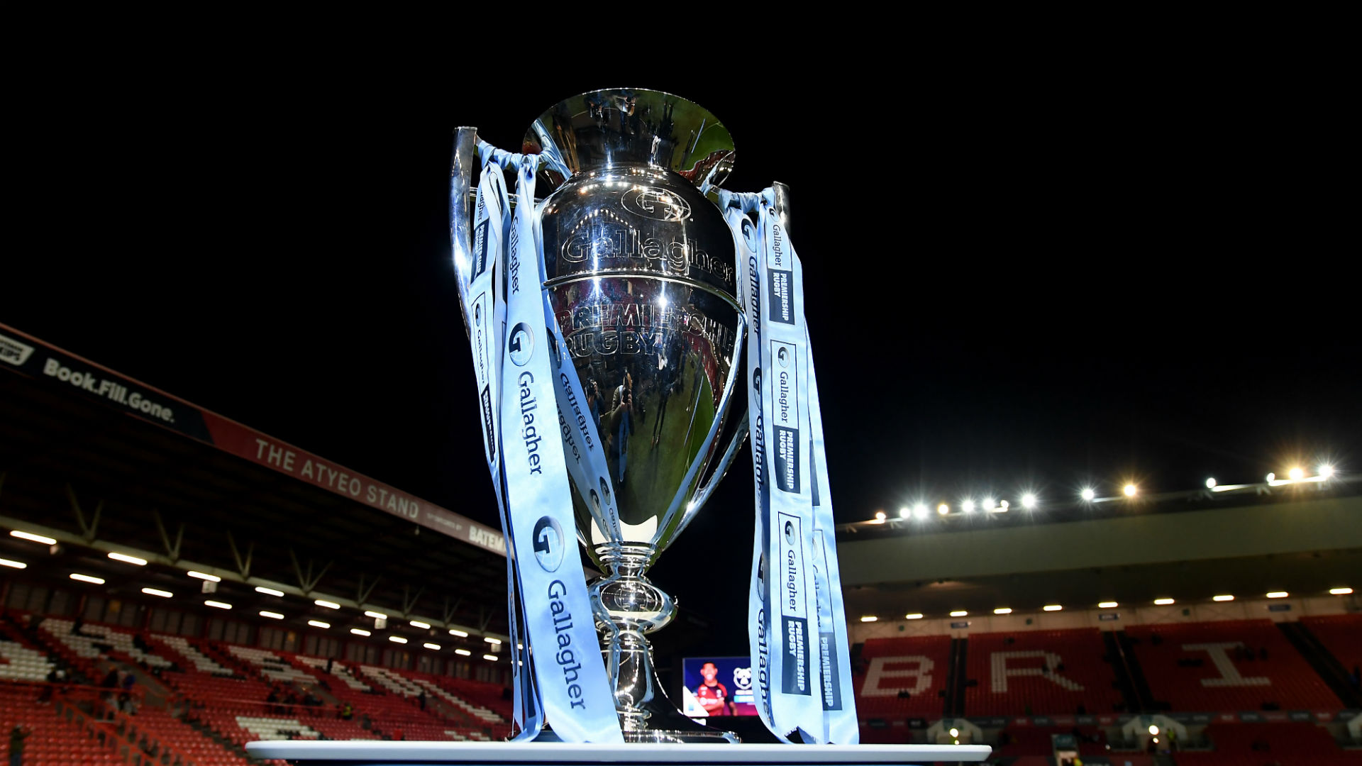 Image result for Premiership suspended for five weeks, European quarter-finals off