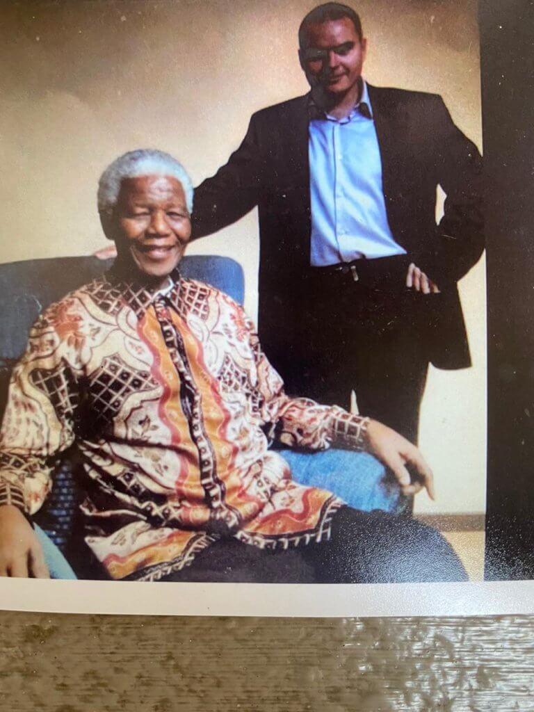 Mandela & Keo